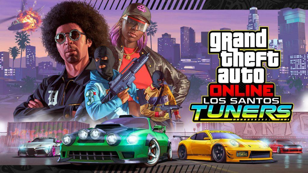 GTA Online: Los Santos Tuners This Week