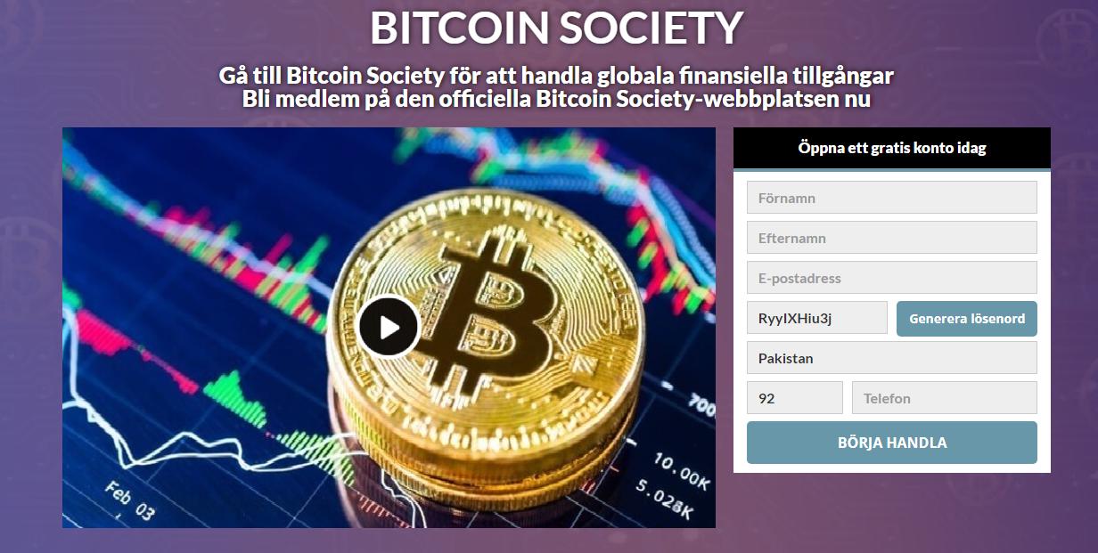 Bitcoin Society